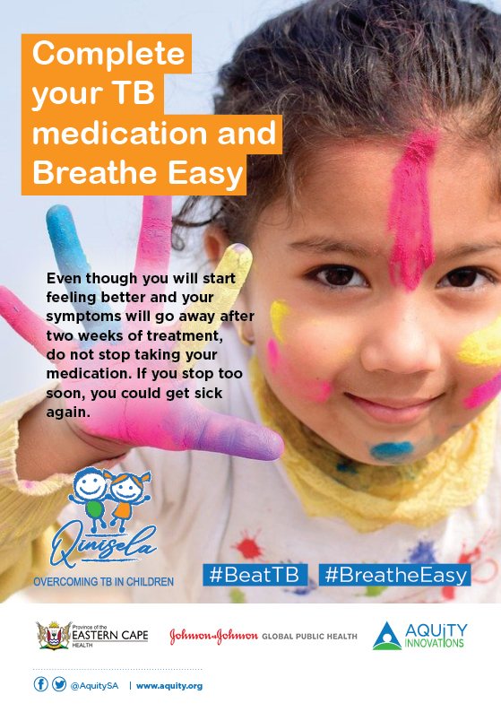 Qinisela - Overcoming TB in children