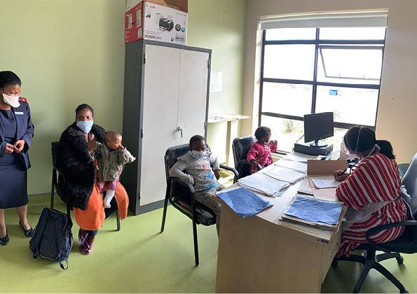 Paediatric TB Contact tracing - Aquity