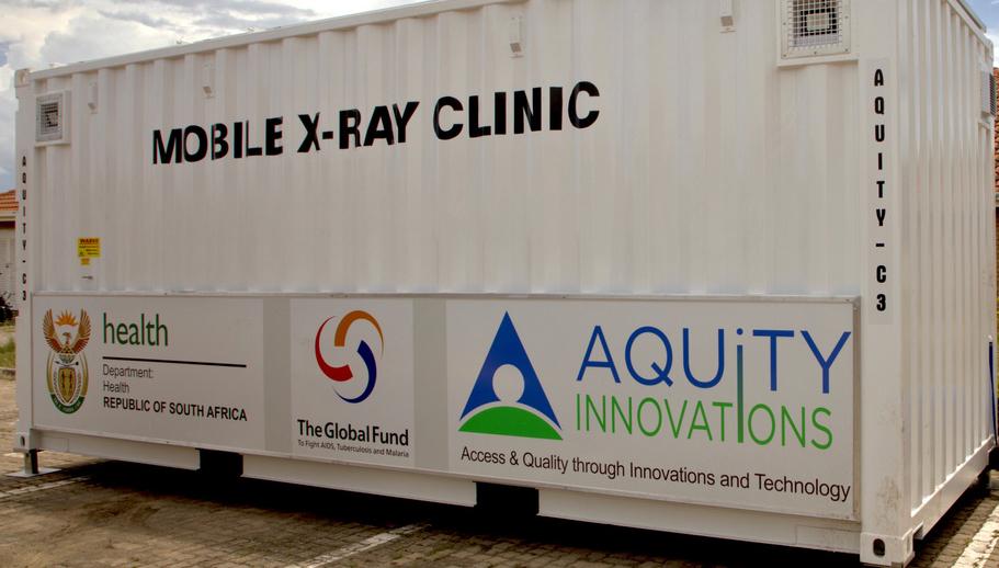 Mobile X-ray Clinic - AQUITY