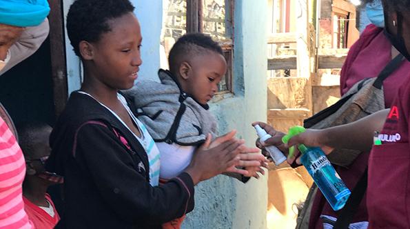 Paediatric TB Contact tracing - Aquity5